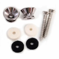 Fender American Series Strap Buttons Chrome