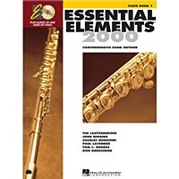 Essential Eelements Flute Book 1