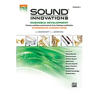 Alfred's Sound Innovations for Advanced Concert Band Book 4 Trombone Second
