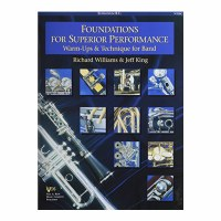 Foundations for Superior Performance Euphonium Bass Clef