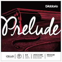 String Cello Single 4/4 D