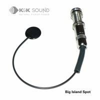 K&K Sound Big Island Ukulele Pickup