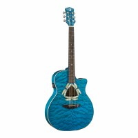 Luna Fauna Dragonfly Acoustic Electric Guitar