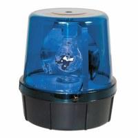 Rotating Beacon Blue