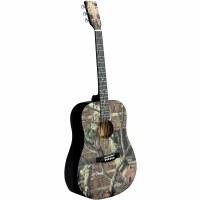 Mossy Oak Guitar