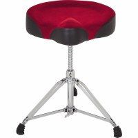 Ddrum Mercury Series Red Top Drum Throne (MRTT)