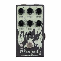 "EarthQuaker Devices ""Afterneath"" 'Enhanced Otherworldly Reverberator' Effects Pedal"