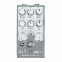 "EarthQuaker Devices ""Bit Commander"" Analog Octave Synth Effects Pedal"