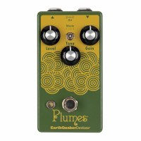 """EarthQuaker Devices """"Plumes"""" Analog Overdrive Effects Pedal"""