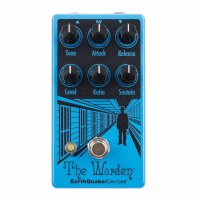 "EarthQuaker Devices ""The Warden"" Compressor Effects Pedal"