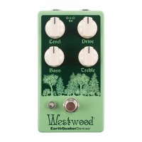 """EarthQuaker Devices """"Westwood"""" Overdrive Effects Pedal"""