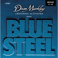 Strings Blue Steel Elec Med
