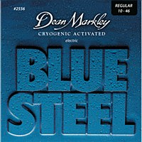 Strings Blue Steel Elec Reg