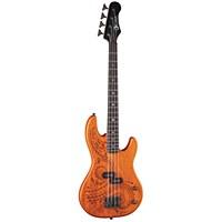 """Luna Tattoo Electric Bass 30"""""""