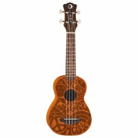 Luna Peace Love Ukulele