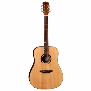 Luna Wabi Sabi Dreadnought Acoustic Guitar