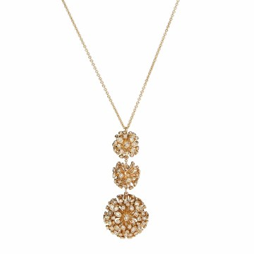 Alexis Bittar Crystal Burst Necklace