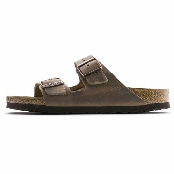 Birkenstock Arizona Soft Footbed Tobacco Oiled Leather