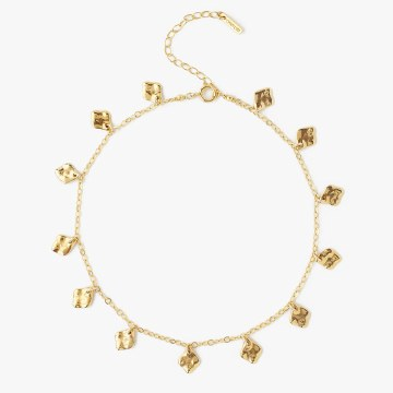 Chan Luu Gold Anklet