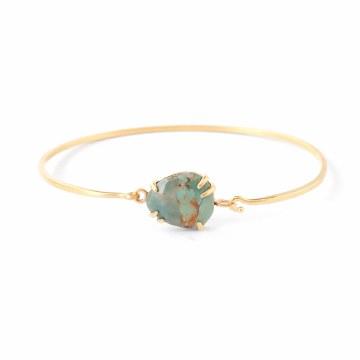 Chan Luu Green Turquoise Bracelet