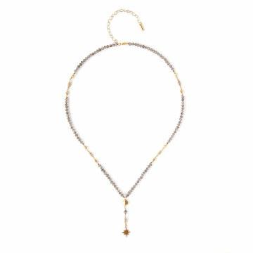 Chan Luu Mystic Labradorite Necklace