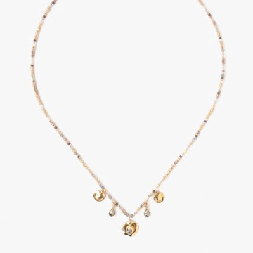 Chan Luu Mystic Mix Coin Necklace