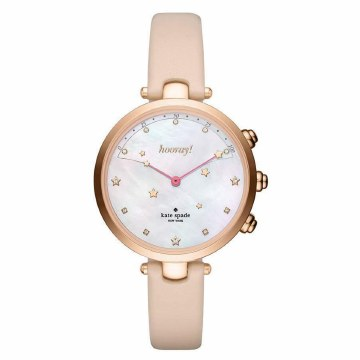 Kate Spade Hybrid Leather Watch