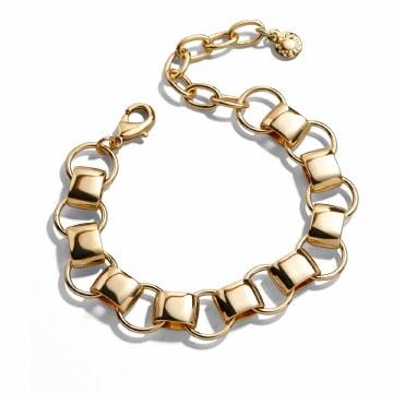 BaubleBar Clique Link Bracelet