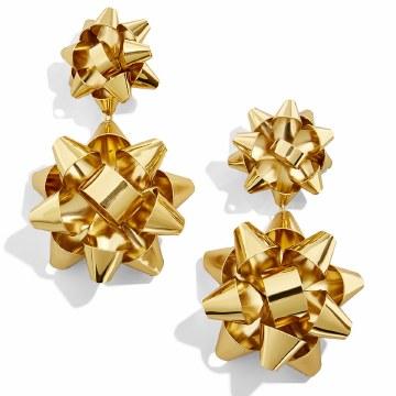 BaubleBar Holly Drop Earrings