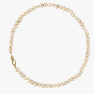 Chan Luu Cream Pearl Necklace