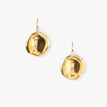 Chan Luu Gold Drop Earring