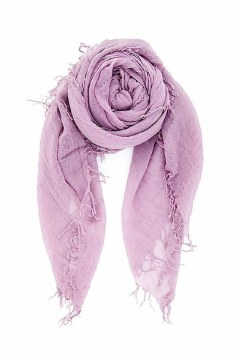 Chan Luu Cashmere Silk Scarf Light Purple