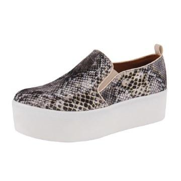 Golo Vivian Sneaker Beige Velvet