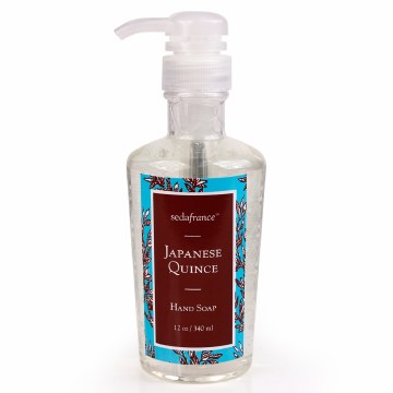 Seda France Japanese Quince Hand Soap