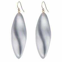 Alexis Bittar Long Leaf Silver
