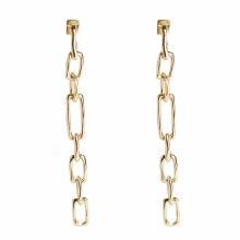 Alexis Bittar Long Chain Link Gold