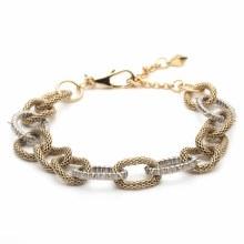 Alexis Bittar Crystal Mesh Chain Link
