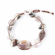 Chan Luu Abalone Mix Bracelet