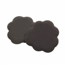 Foot Petals Tip Toes Black