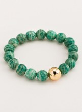 Gorjana Amazonite Statement Bracelet