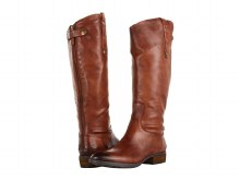 Sam Edelman Penny Riding Boot Whiskey Brown