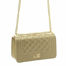 ACE Gold Quilted Messenger