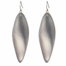 Alexis Bittar Long Leaf Grey