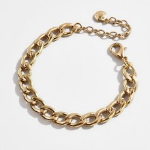 Baublebar Small Curb Chain Bracelet