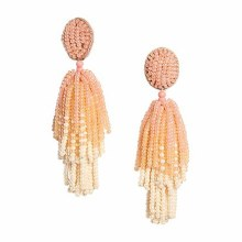 Baublebar Iberis Drop Pink Earrings