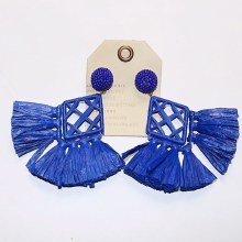 Baublebar Sahari Blue Drop Earrings