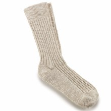 Birkenstock Men Socks Beige Large