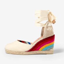 Castaner Carina Ivory by Paul Smith