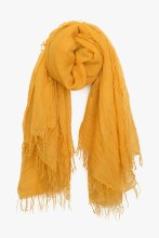 Chan Luu Cashmere and Silk Scarf Honeygold