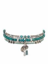 Chan Luu Turquoise Adjustable Bracelet